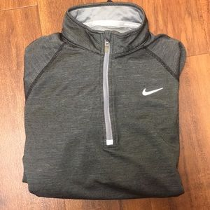 Nike Dri Fit Quarter Zip